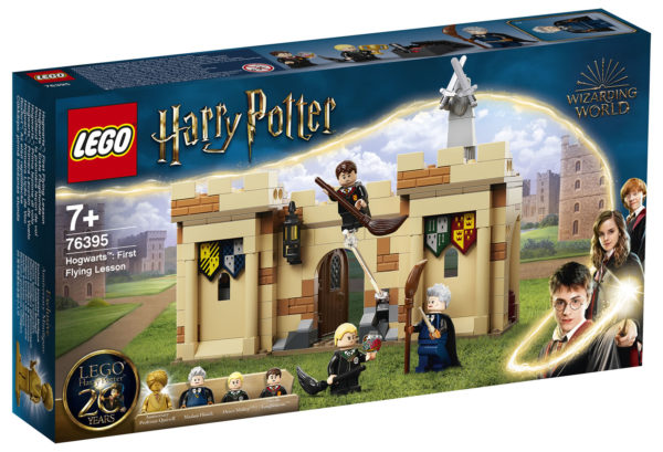 LEGO Harry Potter 76395 Hogwarts : First Flying Lesson