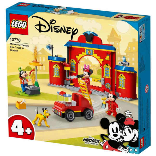 LEGO 10776 Mickey Friends Fire Truck and Station 1