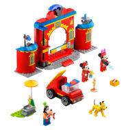 LEGO Disney 10776 Mickey &FriendsFire Truck & Station
