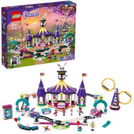 EGO Friends 41685 Magical Funfair Rollercoaster