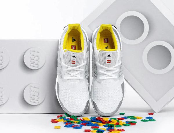 Adidas X LEGO UltraBOOST 4.0 DNA