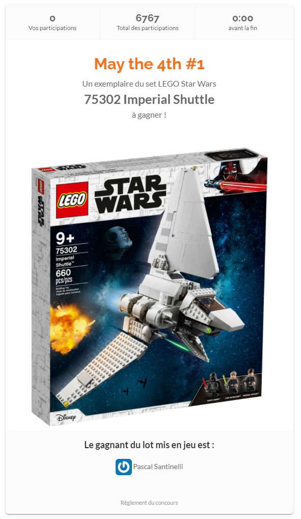 lego 75302 imperial shuttle contest results hothbricks