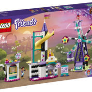 LEGO Friends 41689 Magical Ferris Wheel & Slide