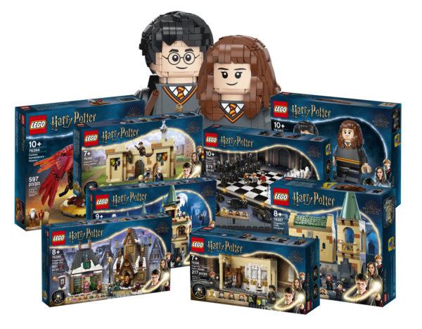 Nouveautés LEGO Harry Potter du second semestre 2021 : tout ce qu'il faut savoir
