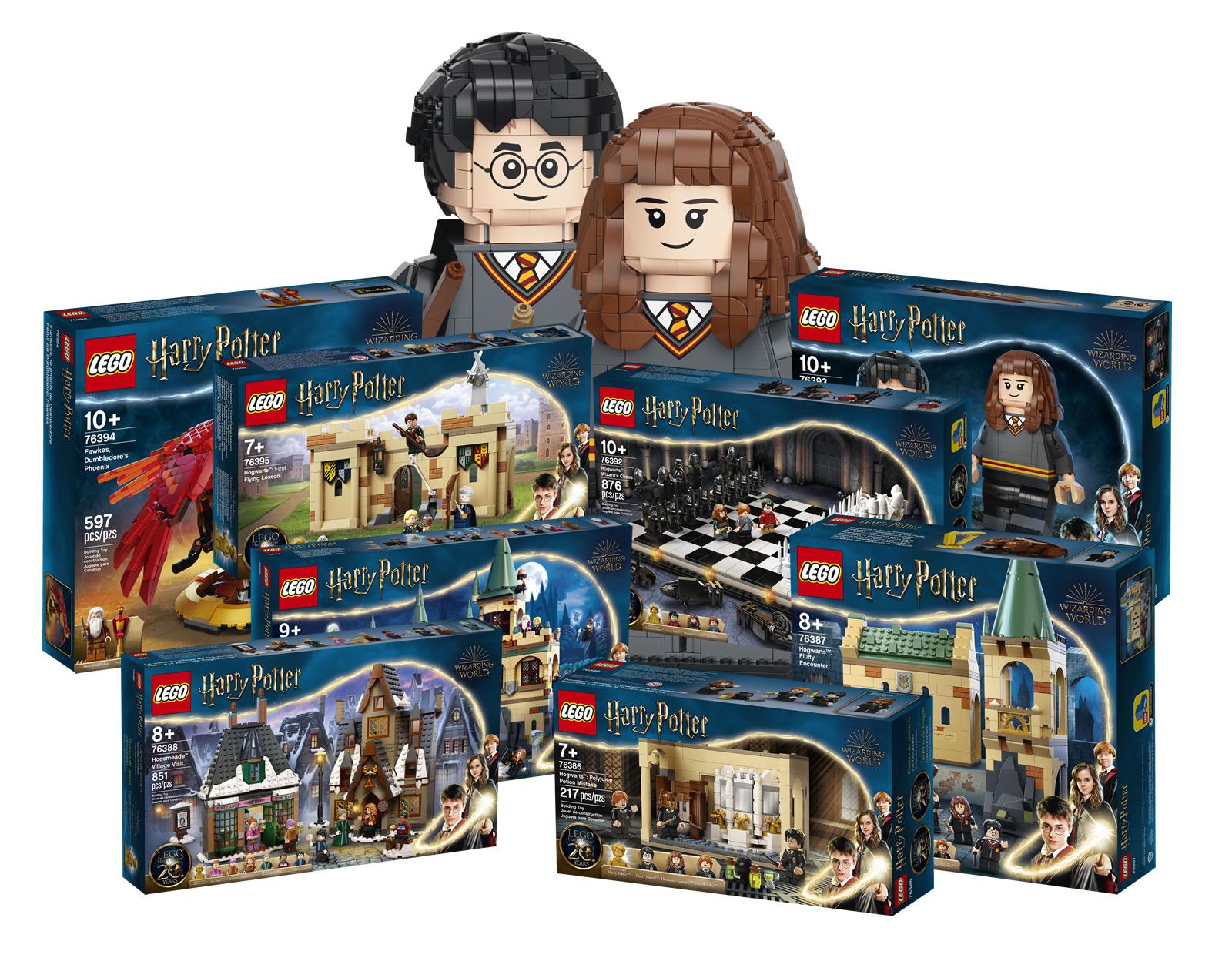 Lego Harry Potter Nachrichten Fur Die Zweite Halfte Des Jahres 2021 Alles Was Sie Wissen Mussen Hoth Bricks
