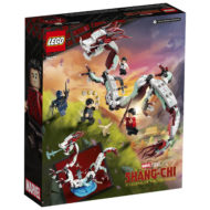 LEGO Marvel Shang-Chi 76177 Battle at the Ancient Village