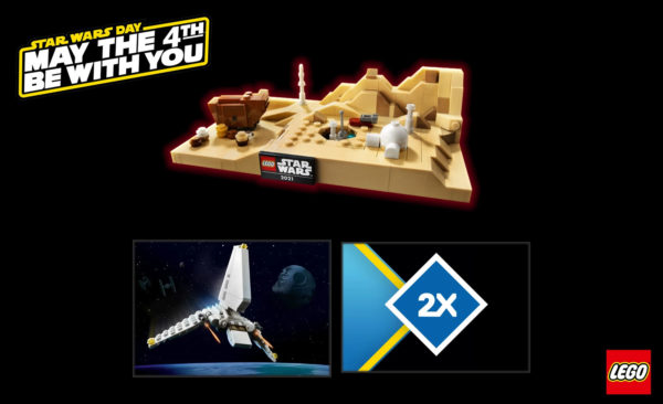 May the 4th 2021 chez LEGO