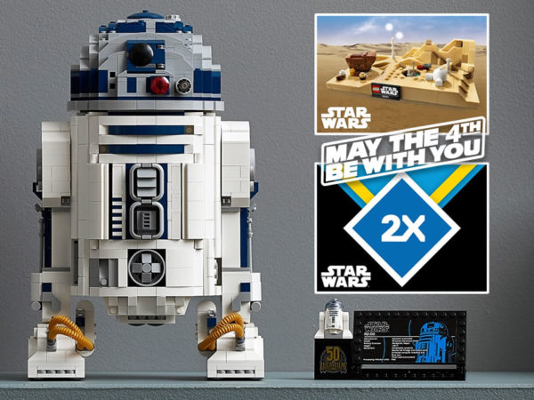 May the 4th chez LEGO