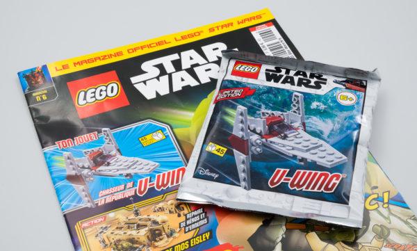 LEGO Star Wars Magazine - Avril 2021