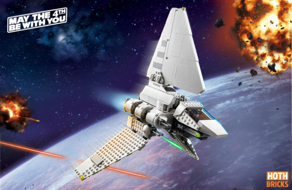 LEGO Star Wars 75302 Imperial Shuttle