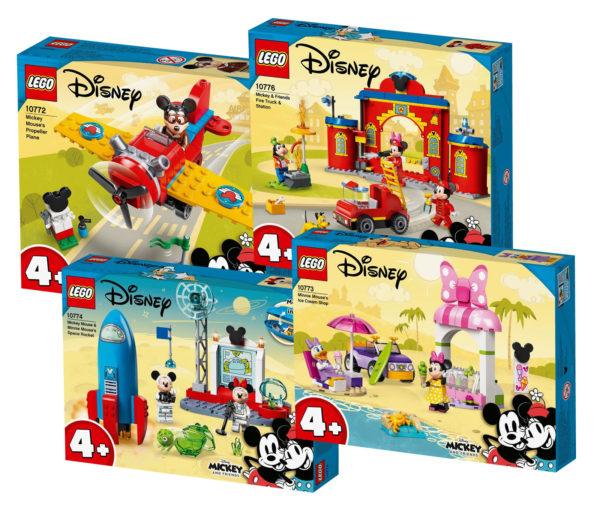 new lego disney mickeys friends sets 1