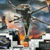 76186 lego marvel infinity saga black panther dragon flyer 2
