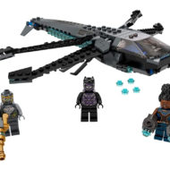 LEGO Marvel Infinity Saga 76186 Black Panther Dragon Flyer