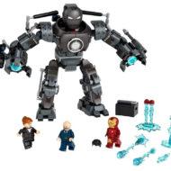 LEGO Marvel Infinity Saga 76190 Iron Man : Iron Monger Mayhem