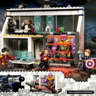 76192 Avengers : Endgame Final Battle