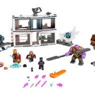 LEGO Marvel Infinity Saga 76192 Avengers : Endgame Final Battle