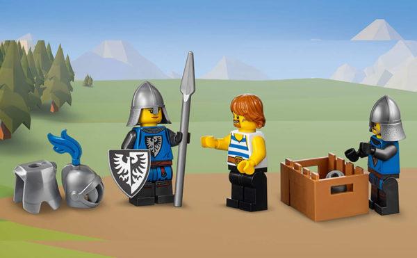 LEGO Creator 3in1 31120 Medieval Castle