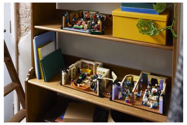 LEGO 10292 F⋅R⋅I⋅E⋅N⋅D⋅S Apartments