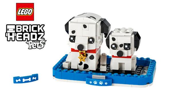 LEGO BrickHeadz 40479 Dalmatians
