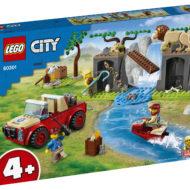 LEGO CITY 60301 Wildlife Rescue Off-Roader