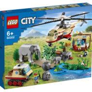 LEGO CITY 60302 Wildlife Rescue Operations