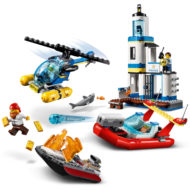 LEGO CITY 60308 Seaside Police and Fire Mission