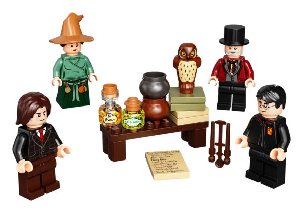 LEGO Harry Potter 40500 Wizarding World Minifigure Accessory Set