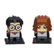 LEGO Brickheadz Harry Potter 40495 Harry, Hermione, Ron & Hagrid
