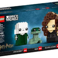 LEGO Brickheadz Harry Potter 40496 Voldermort, Nagini & Bellatrix