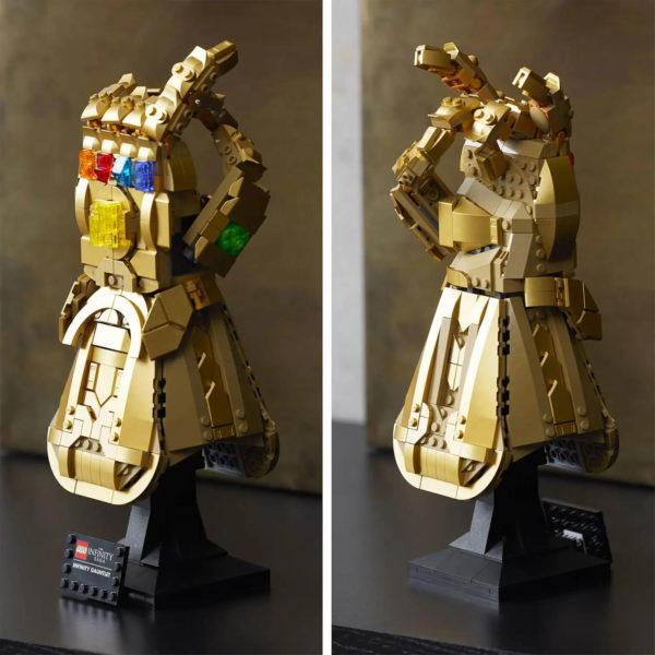 LEGO Marvel Infinity Saga 76191 Infinity Gauntlet