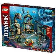 LEGO Ninjago 71755 Temple of Endless Sea