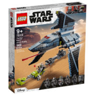 LEGO Star Wars 75314 The Bad Batch Attack Shuttle