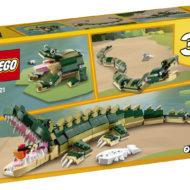 LEGO Creator 3in1 31121 Crocodile