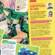 magazine lego explorer mai 2021 exemple page 4