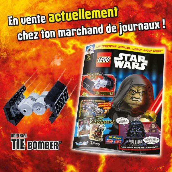 Magazine LEGO Star Wars - Mai 2021