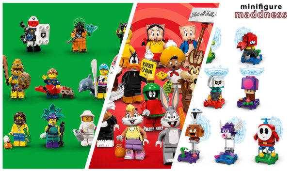 minifigures maddness offers juin 2021