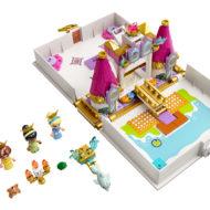 43193 lego disney ariel belle cinerella tina storybook adventures 1