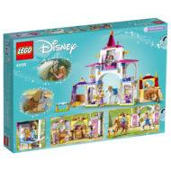 43195 lego disney belle rapunzel royal stables 3