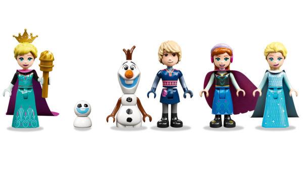 LEGO Disney Frozen 431976 The Ice Castle