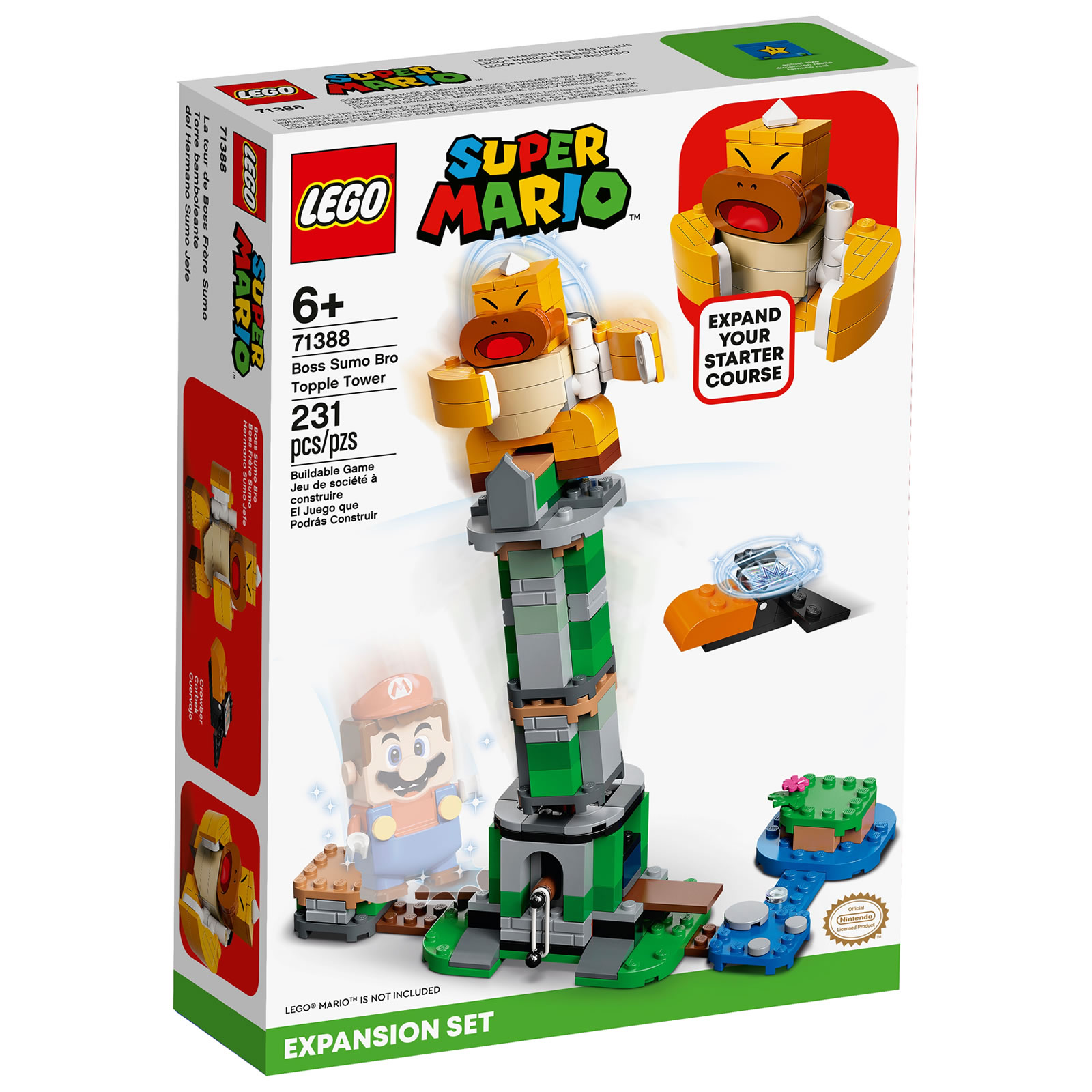 Nintendo s'associe avec LEGO ! - Page 5 71388-lego-super-mario-boss-sumo-bro-topple-tower-1