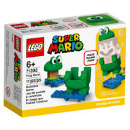 71392 lego super mario frog powerup pack 1