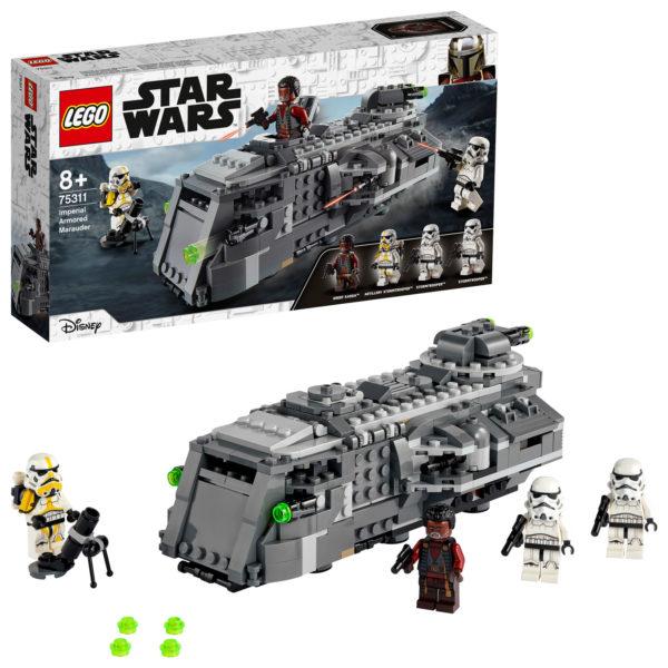 75311 lego starwars imperial armored marauder