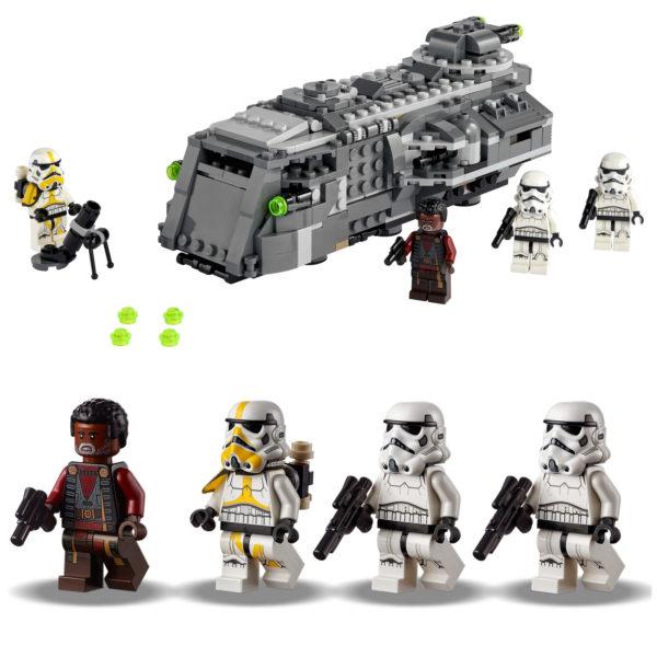 75311 lego starwars imperial armored marauder 2