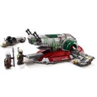 75312 lego starwars boba fett starship 4