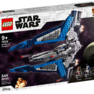 75316 lego star wars mandalorian fighter 2