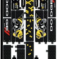 LEGO Speed Champions 76904 Mopar Dodge//SRT Top Fuel Dragster & 1970 Dodge Challenger T/A
