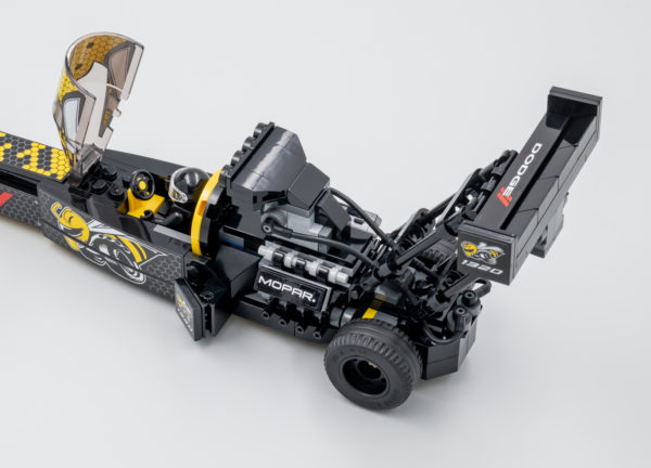 76904 lego speed champions mopar dragster dodge challenger 5