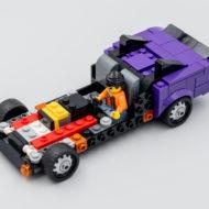 76904 lego speed champions mopar dragster dodge challenger 9