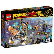 80025 lego monkie kid sandy power loader mech 1