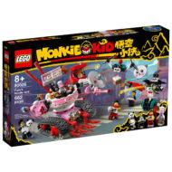 80026 lego monkie kid pigsy noodle tank 1